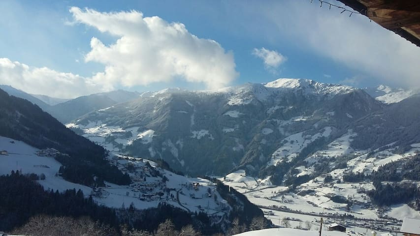 Haus Alpin Garconniere für 2 Personen