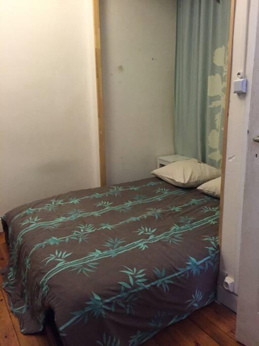 Chambre 2 avec penderie