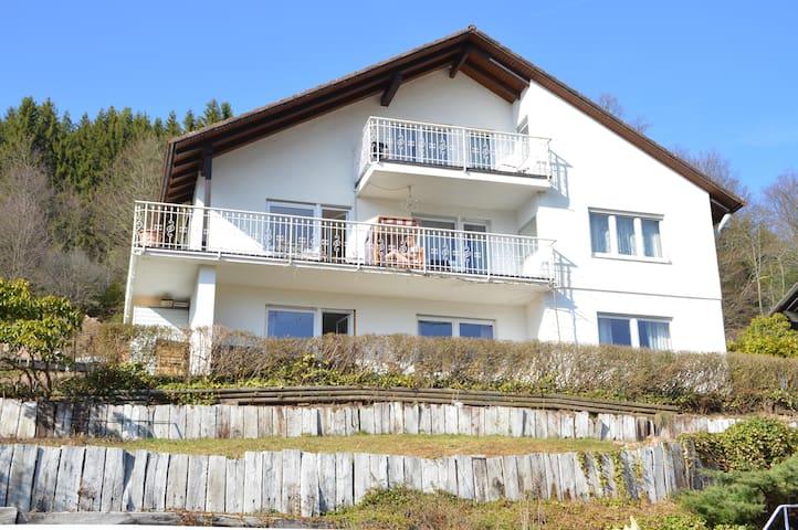 Schöne Zeiten - Ferienwohnung im Schwarzwald - Baiersbronn - Erillinen asuinyksikkö