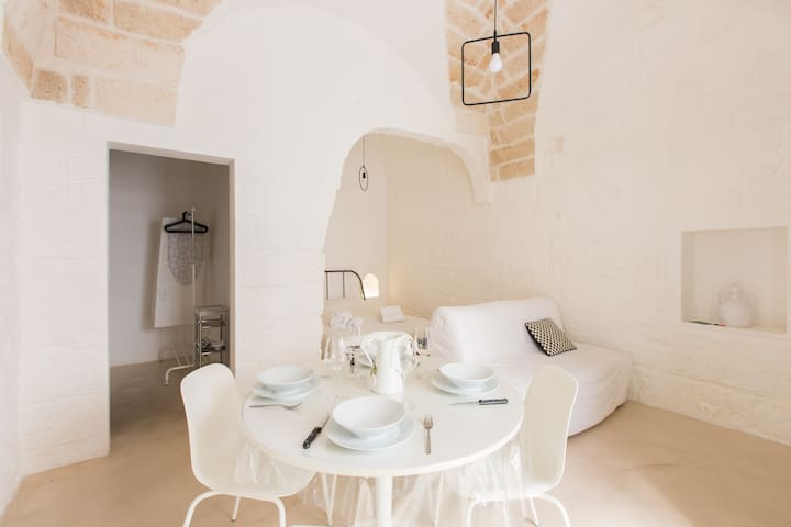 White House in White City Ostuni Puglia last min