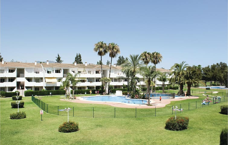 Holiday apartment with 2 bedrooms on 85m² in Las Lagunas
