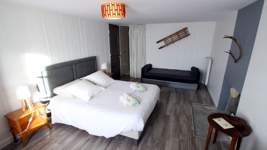 Scandinave-Family room