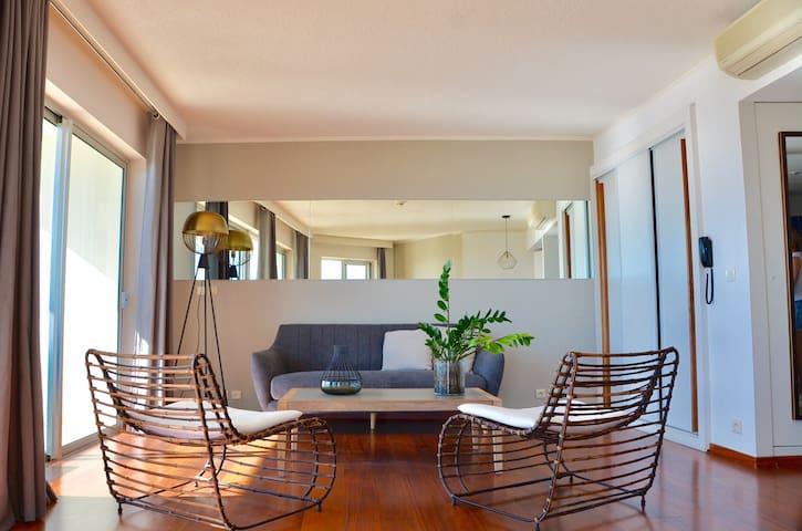 Vue exceptionnelle sur l'Anse Vata - Nouméa - Apartament