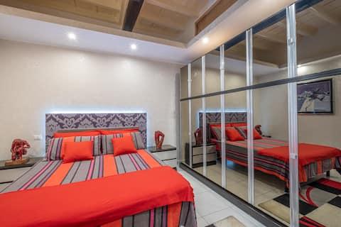 2LChicHouse-Beatiful flat in Frascati city center