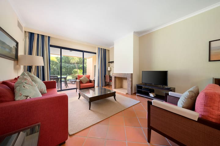Ground Floor Apartment, Next to Golf, Vila Sol