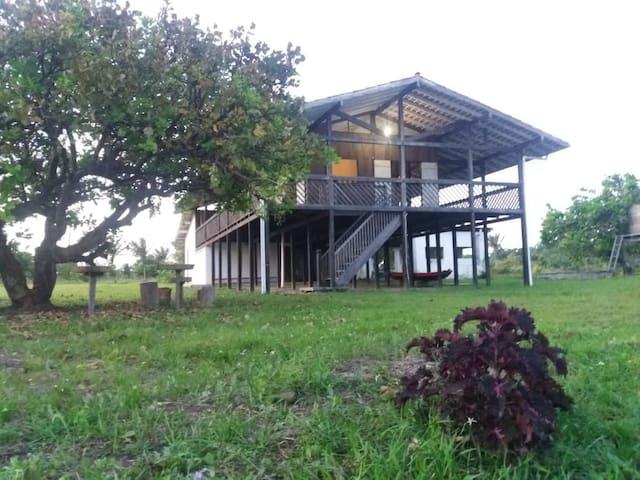 Sítio Alegre Hospedagem Rural com piscina