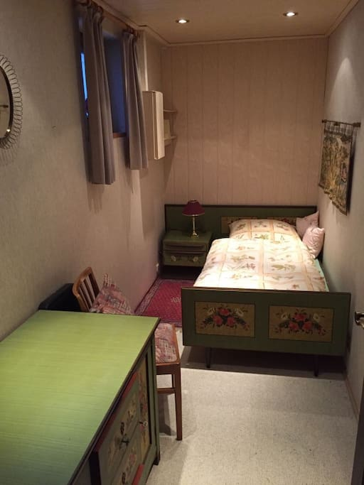 Schlafzimmer2 mit einem Bett