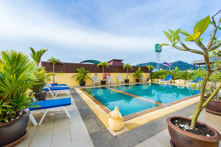 Cosy  Twin room in Siam