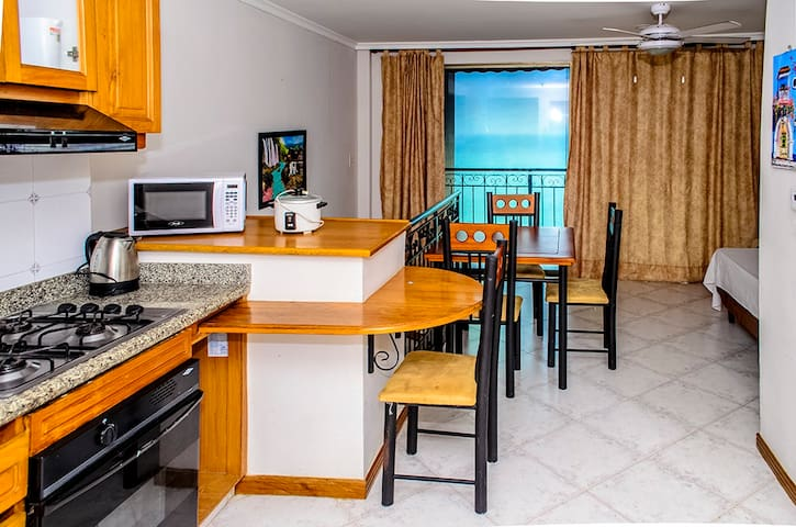 Apartamento Familia Pequeñas - Gaira - Huoneisto
