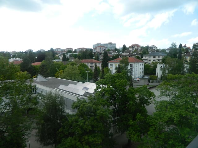 4,5 apartment Fribourg
