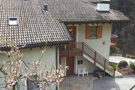 Natura e relax a due passi dal Lago di Caldonazzo - Canale - 公寓