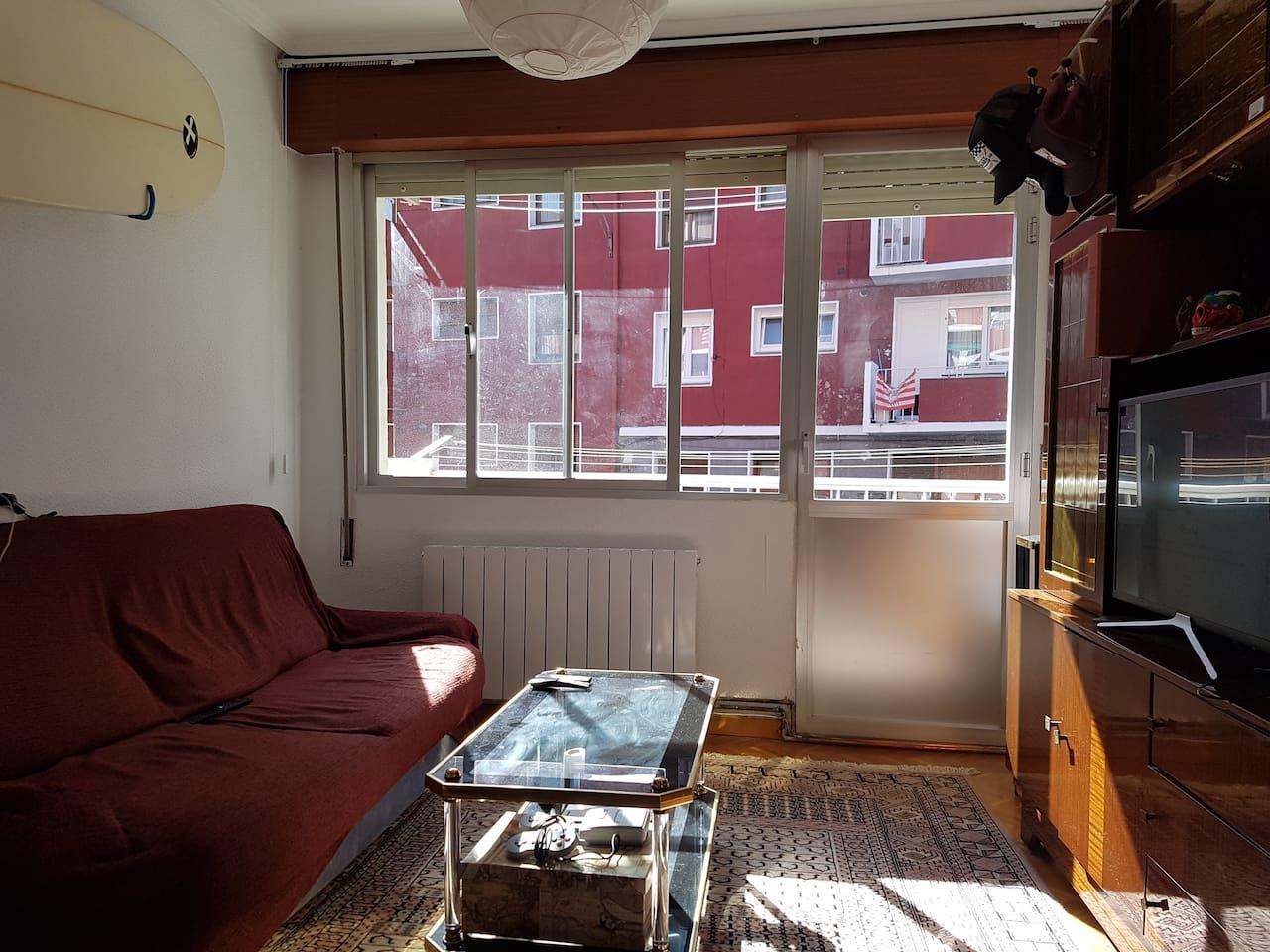 Instalación completa en toda la casa con radiadores en cada una de las habitaciones.