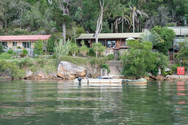 The Last Resort Hawkesbury River - Marlow - Haus