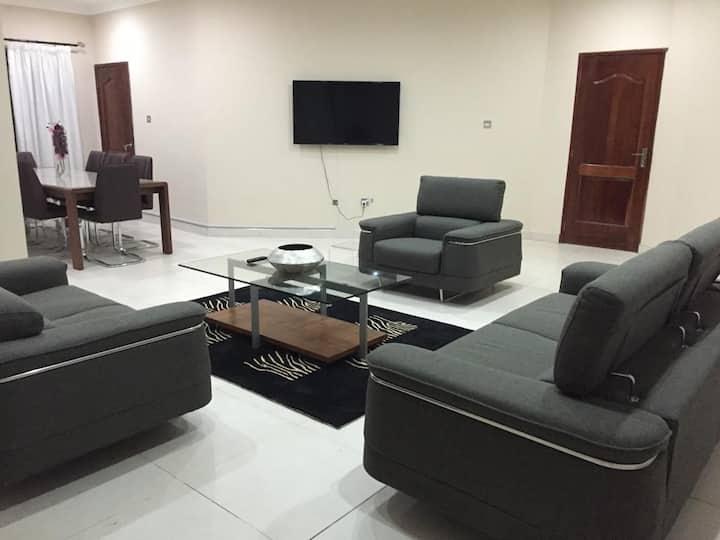 Akosombo Modern Vacation Villa