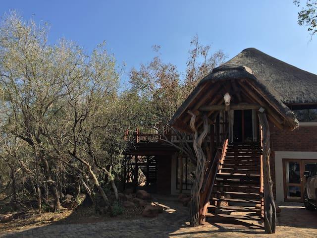 Ukhozi View - Mabalingwe Nature Reserve
