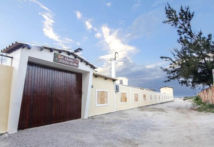 CASA MOBILIADA COM TODOS OS CONFORTOS, NA PRAIA DE BARRA NOVA 1