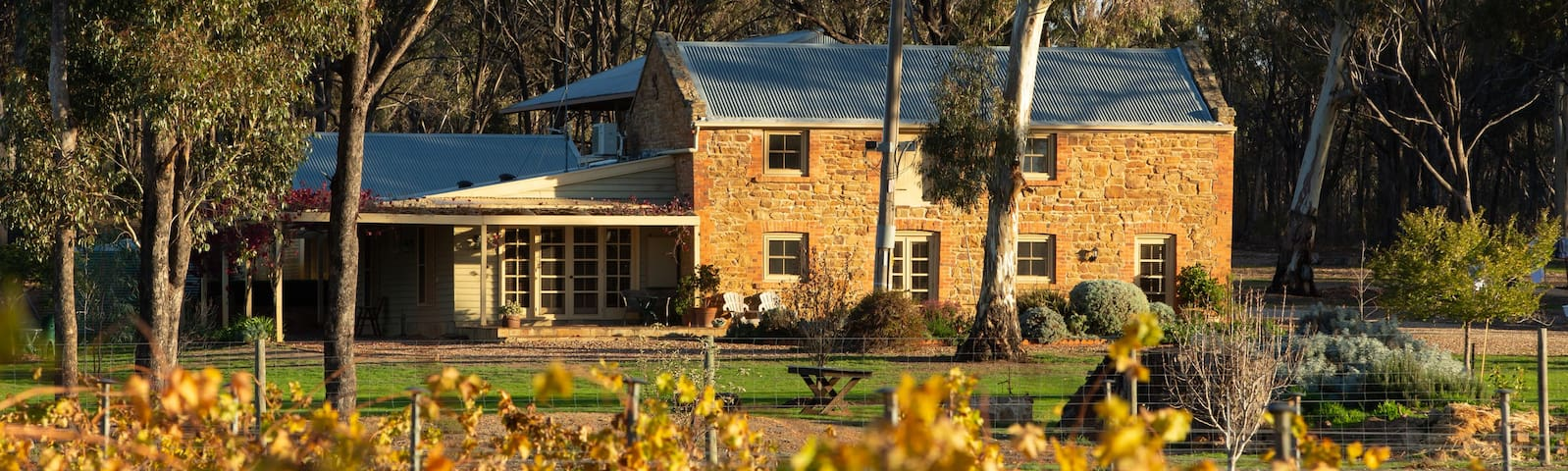 The Vines Apt: BYRONSVALE Vineyard & Accommodation