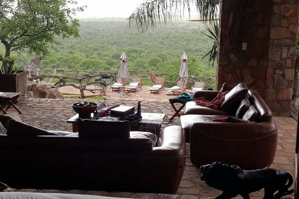 Spectacular view over the Limpopo Valley