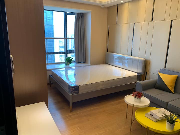 Wubank恒大城市之光  全新高端白领公寓