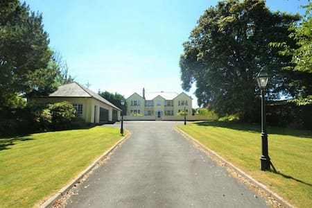 Manor House with Indoor Pool - Fremington - Maison