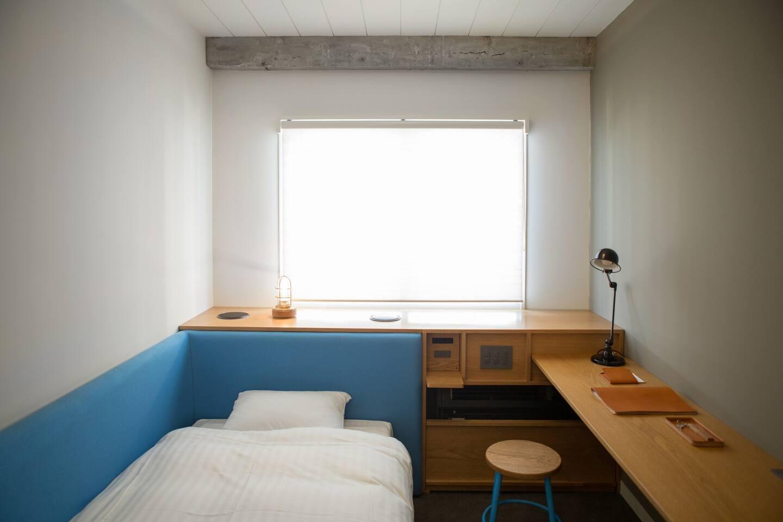コンパクトでシンプルな部屋(禁煙) Compact & simple room (non-smoking)