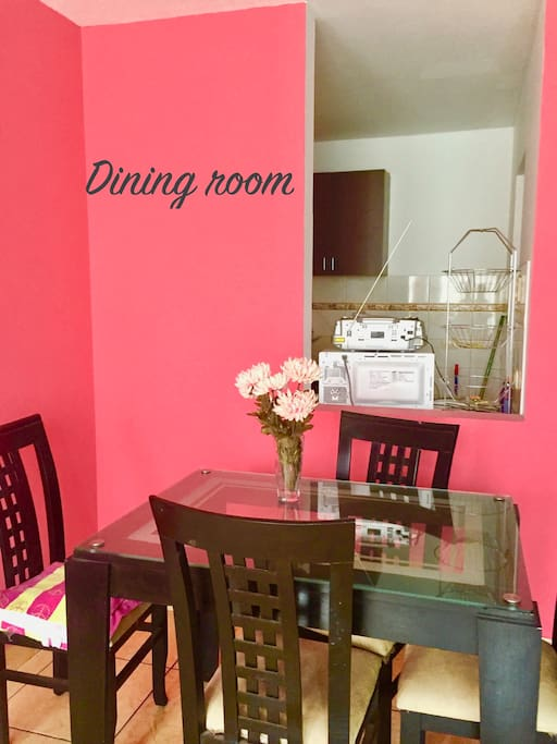 dining- comedor