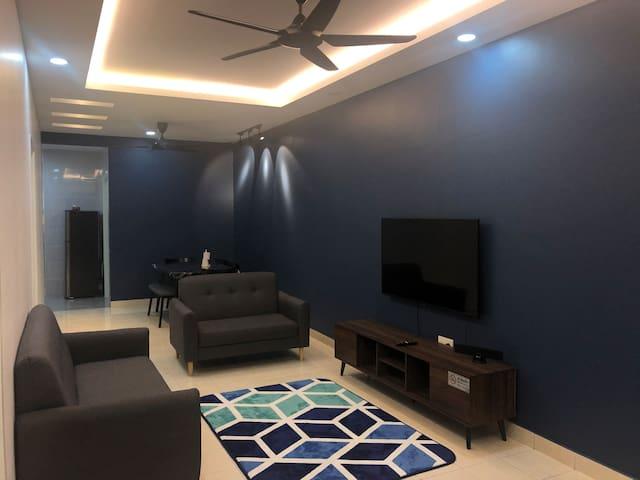 IPOH MERU Modern cozy Home@Near town ipoh