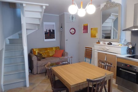 Charming little town house in Ars en Ré - Ars-en-Ré