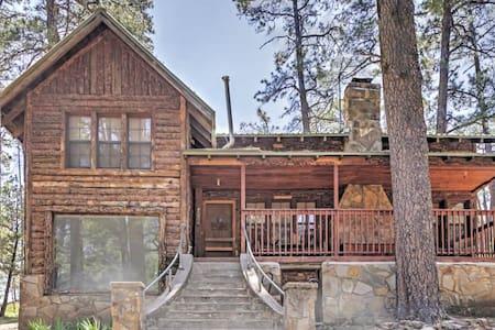 20 mejores caba as en ruidoso caba as airbnb en ruidoso for Cabin rentals near ski apache