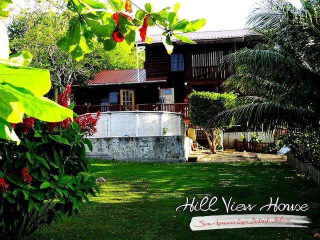 Hillview House - San Ignacio - House