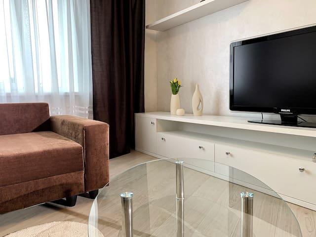 Квартира на сутки в элитном доме г.Брест