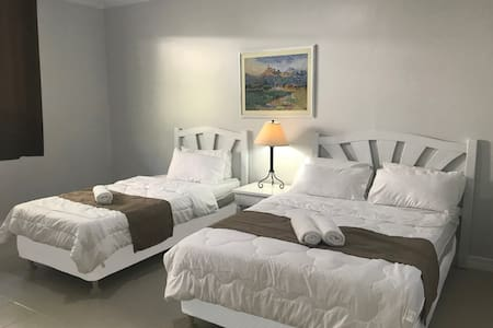 MioCasa's room is perfect for family & friends.