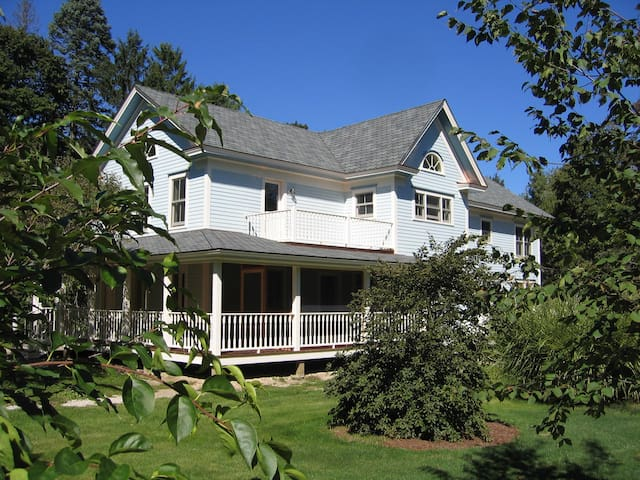 Charming 2-BR apartment, center of Lenox, MA - Lenox - Apartament