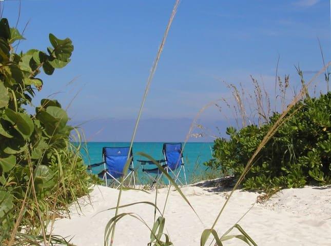 """Sunrise Dunes"" a beachfront villa"
