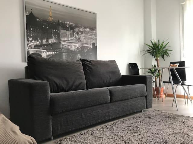 C2 2 Apartamento nuevo, muy luminoso+garaje opcion