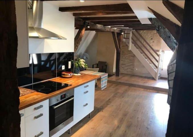 Appartement charmant au coeur de Bergerac