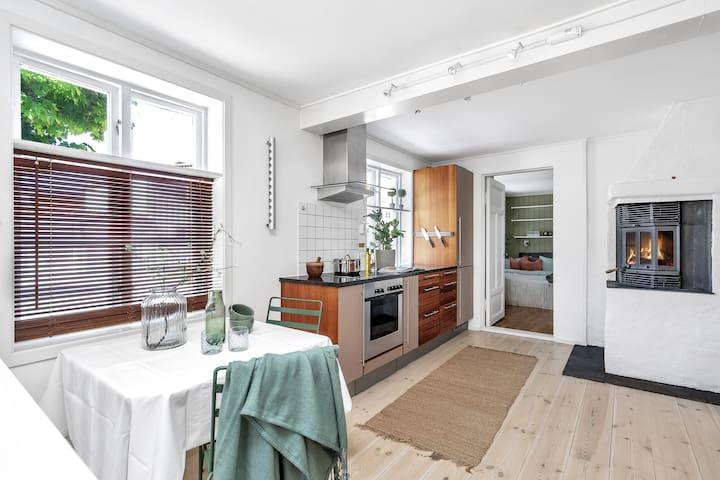 67 m2 leilighet i sentrum Kristiansand - Posebyen