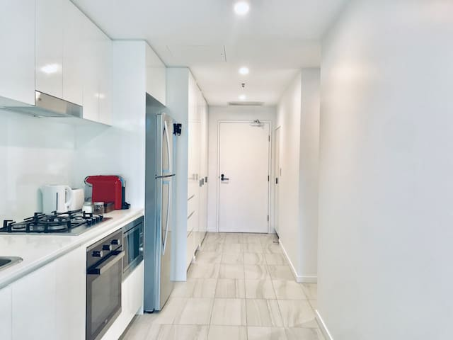 2Bed Modern Apartment Near Valley, Free Parking