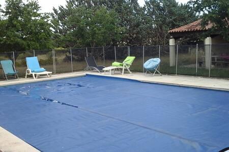 Villa en Provence avec piscine - Pertuis
