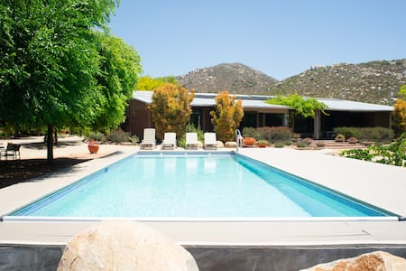 Paradise in Heart of  Valle de Guadalupe