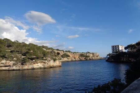 Appartement in Cala Santany für bis zu 4 Personen - Cala Santanyí - Apartment