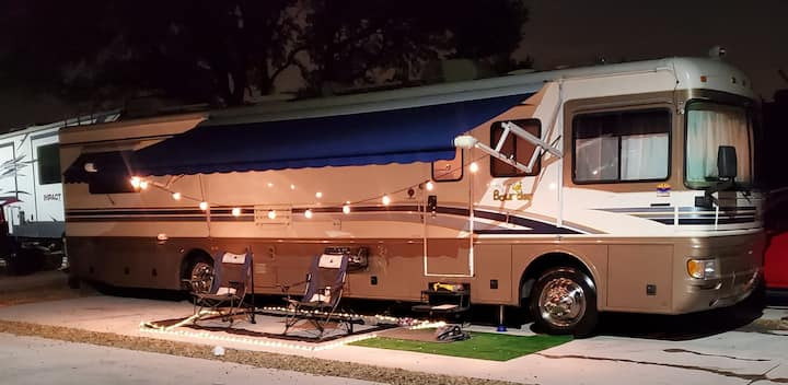 Motor Home for you vacation needs.