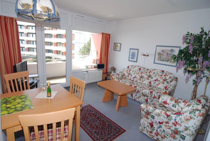 Ferienwohnung/App. für 2 Gäste mit 32m² in Grömitz (58953)