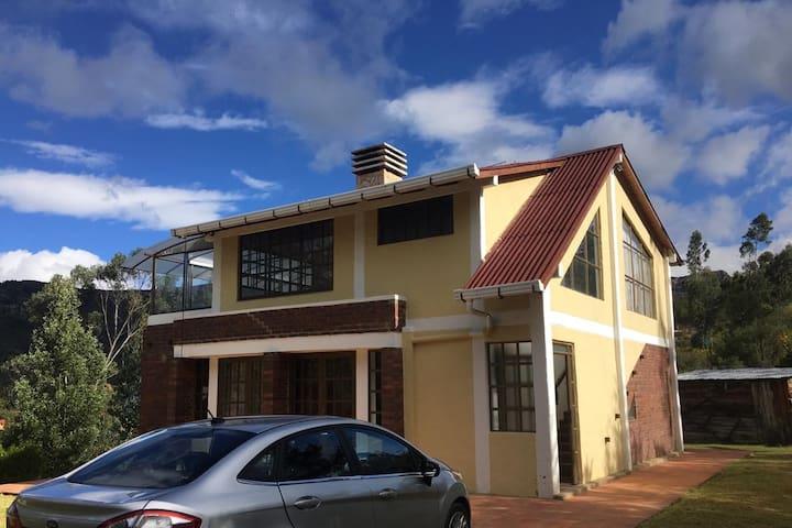 Casa de campo La Esperanza