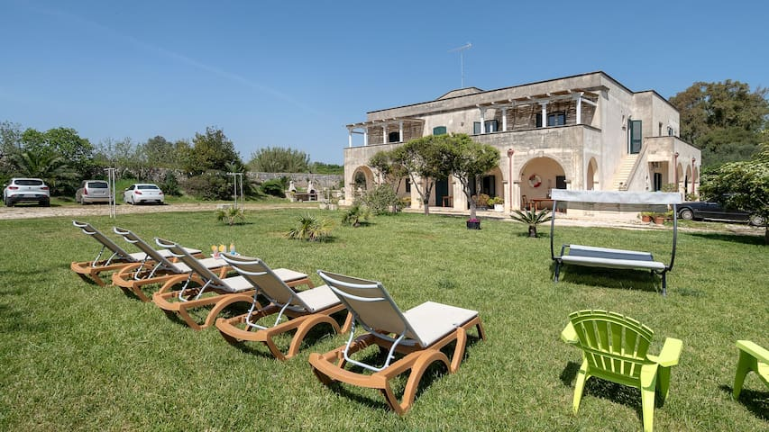 Bright holiday apartment near the beach - Casa Vacanze Cerra - Trilocale D1