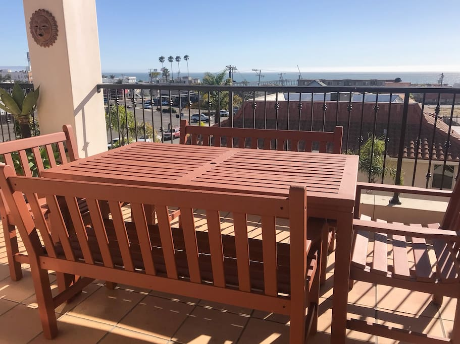 Your rental is located just 2 blocks from Pismo Beach.