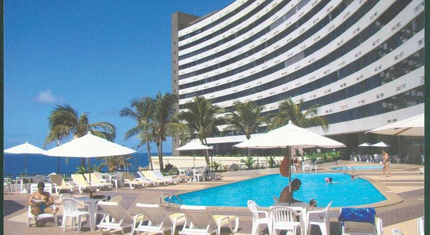 Apartamento Ondina Apart Hotel 715 - 巴拉(Barra) - 公寓