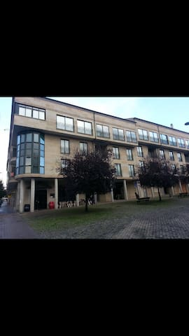 Duplex en centro de Allariz