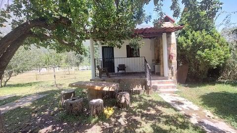 Cabaña en Santiago, N.L.