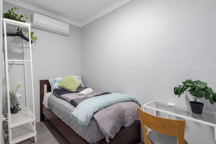 Private Single Bed In Sydney CBD Near Train UTS DarlingHar&ICC&Chinatown